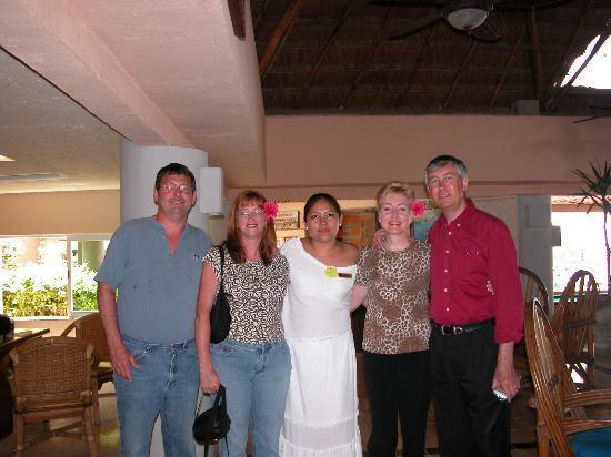 Omni Puerto Aventuras Hotel Beach Resort: Us, Sol and friends
