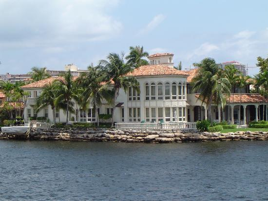 Fort Lauderdale, Flórida: another villa...