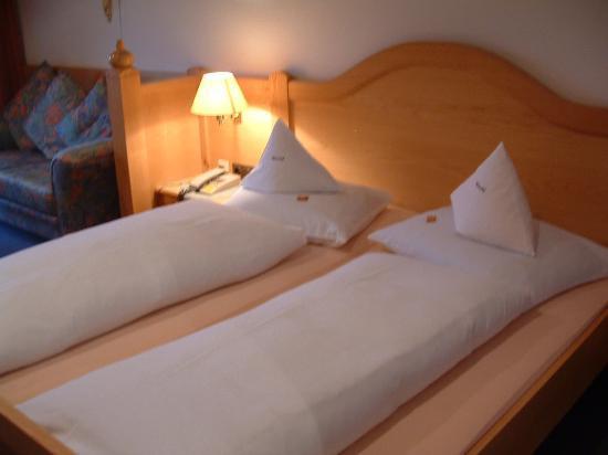 Hotel Helmerhof Bed