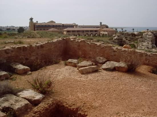 The King Jason Paphos: Tomb of the kings