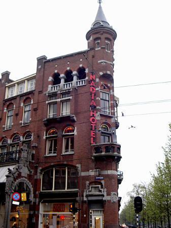 Hotel Nadia: The Nadia hotel