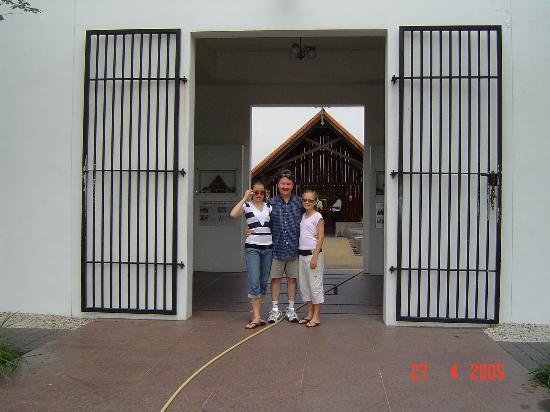 Foto de Museo y Capilla Changi