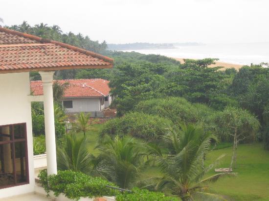 Vivanta by Taj - Bentota: View from room 403
