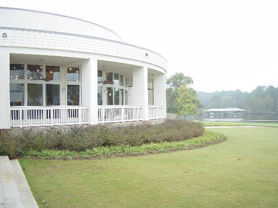 Lake Blackshear Resort and Golf Club: On site dining room