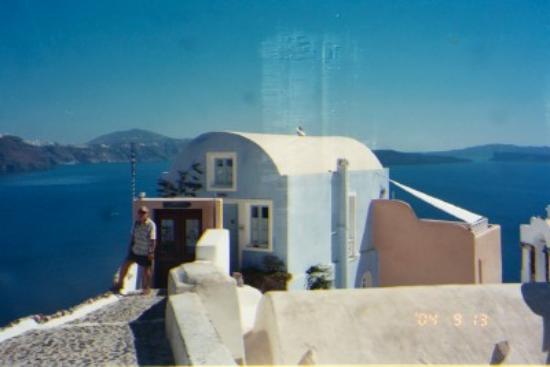 Art Maisons Luxury Santorini Hotels Aspaki & Oia Castle: Such awesome views!