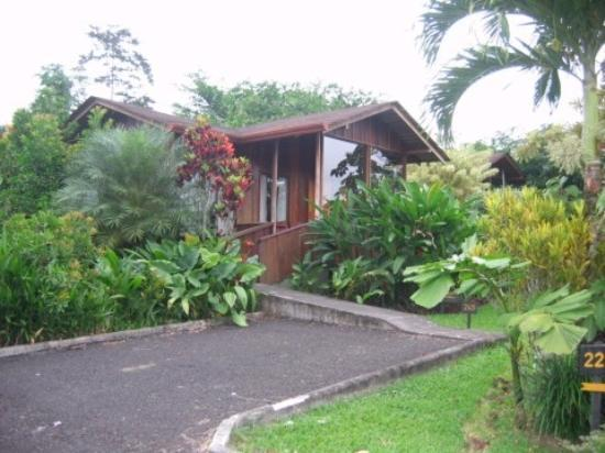 Arenal Paraiso Hotel Resort & Spa: Our Bungalow