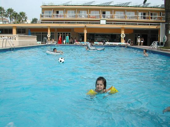 Samos City Hotel: Swiming pool