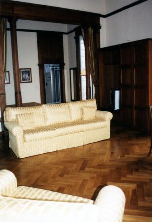 Hotel Villa Cipressi: Our room