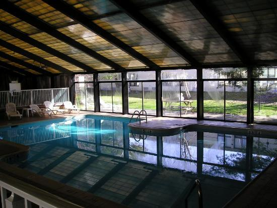 Bartonsville, Pensilvanya: hojo's indoor heated pool