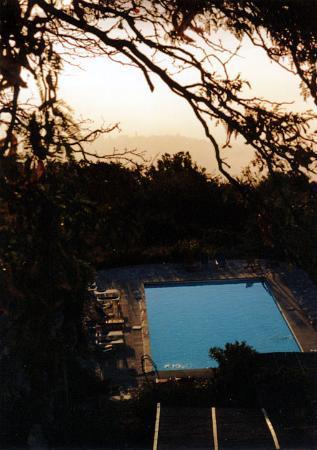 Castello di Titignano: Pool