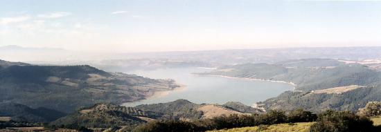 Fattoria di Titignano: Morning view