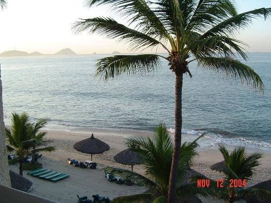 Hotel Playa Mazatlan : the view from our balcony