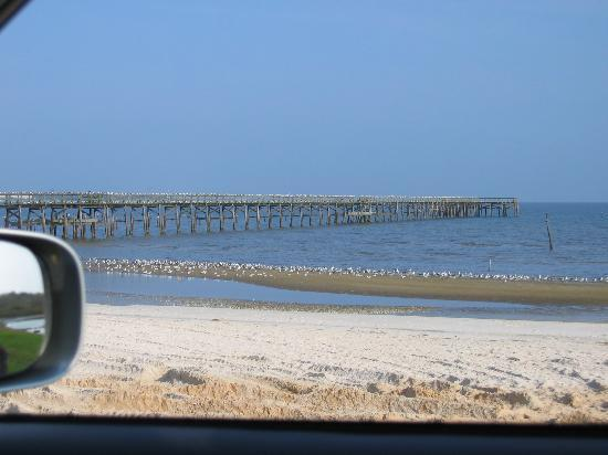 Bay Saint Louis Ms Lovely Beaches And Piers Are Close By In St