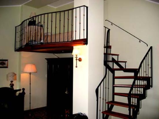 Hotel Villa Ducale: Villa Ducale Room