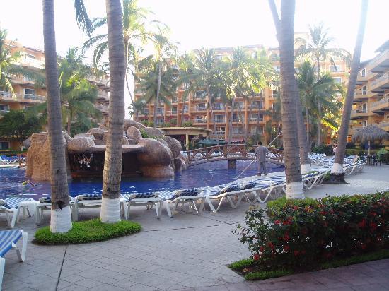 Villa del Palmar Beach Resort & Spa: Main Pool