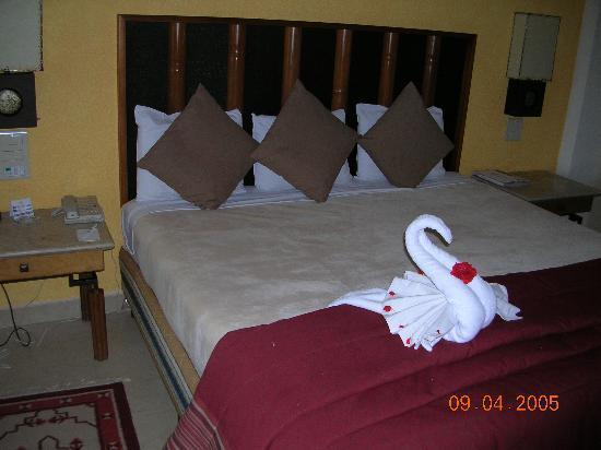 Iberostar Paraiso Maya: The Bed