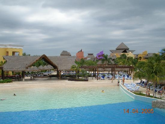 Iberostar Paraiso Maya: Wave pool