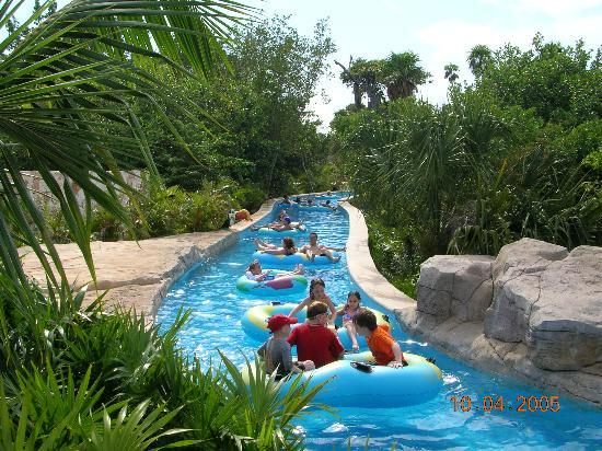 Iberostar Maya Beach The Best Beaches In World Paraiso Lazy River Side Picture