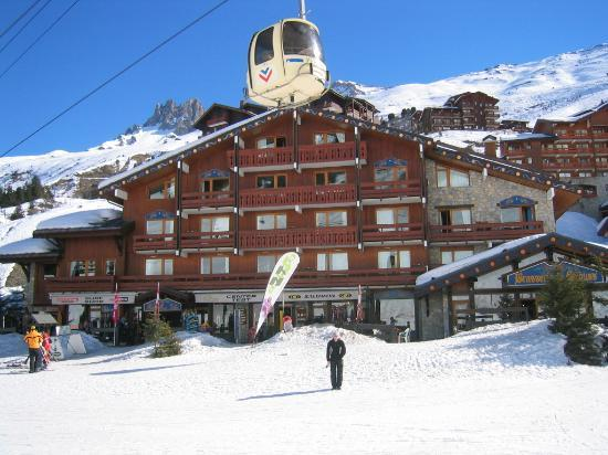 Photo of Hotel Mont Vallon Meribel