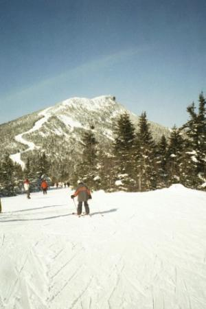 Jay Peak Resort: Jay Peak - The reason for coming here.