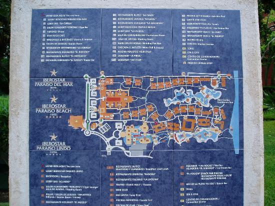 Resort map-Lindo, Del Mar & Beach - Picture of Iberostar Selection on iberostar cancun all inclusive, iberostar quetzal map, iberostar resorts riviera maya package, iberostar del mar map, iberostar rose hall suites resort map, iberostar tucan map, playa paraiso map, iberostar lindo map, excellence playa mujeres map, iberostar mexico map, iberostar hacienda dominicus map, iberostar riviera maya beach resort, iberostar costa dorada map, iberostar cozumel beach resort, iberostar riviera maya map, iberostar dominicana map, iberostar jamaica map, viva wyndham azteca map, iberostar grand map, iberostar bavaro map,