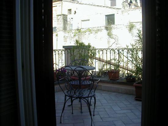 Residenza Canali ai Coronari: room with own roof terrace