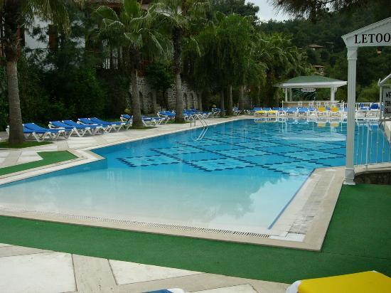 Letoonia Club Hotel Zero Depth Entry Pool Several Others To Choose From