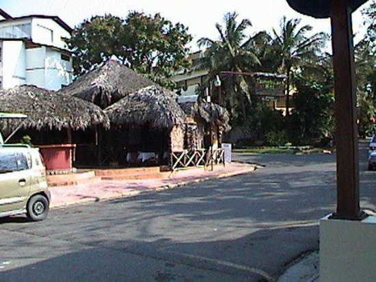 Sosua by the Sea: little bar across the street