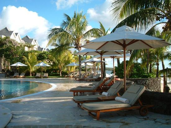 The Residence Mauritius: pool