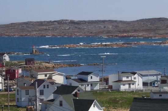 Restaurantes china de Fogo Island