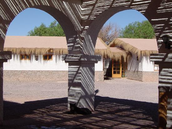 Hotel Diego de Almagro San Pedro De Atacama: The outside areas