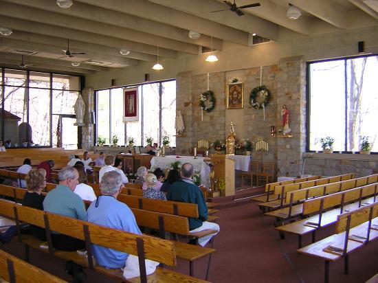 Emmitsburg, MD: Chapel