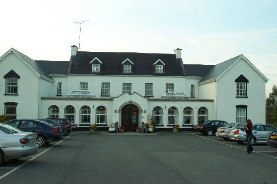 Best Western Rosslare Danby Lodge Hotel: Front of Hotel