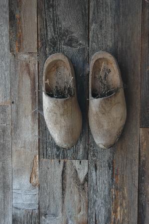 Vila Park : Traditional wooden clogs