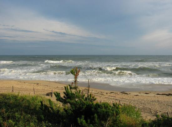 Montauk, NY: View From Ocean Front Room