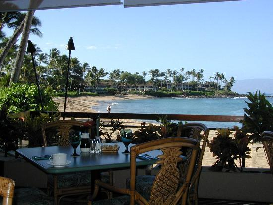 Seahouse Restaurant Napili Kai Beach Resort