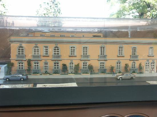 Hotel La Casona: model of hotel