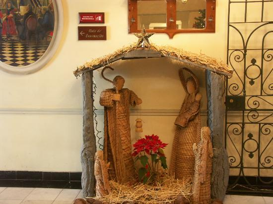Hotel La Casona: creche (xmas holiday)