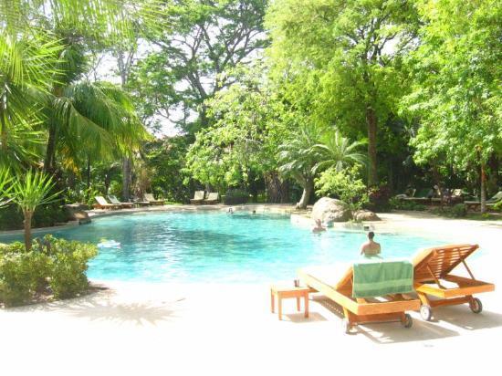 Hotel Capitan Suizo : Hotel pool