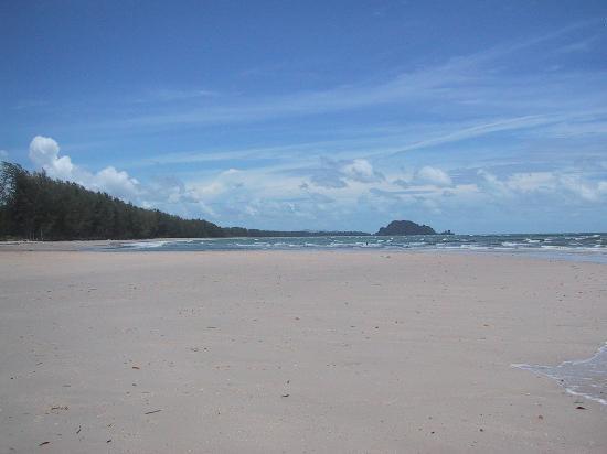 Anantara Si Kao Resort : The beach