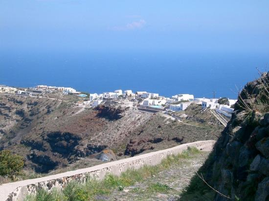 Long View of Anastasis Apartments
