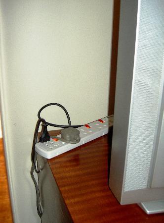 Eureka Hotel: Electrical safety