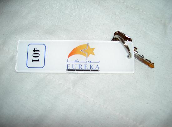 Eureka Hotel: Eureka Room 401