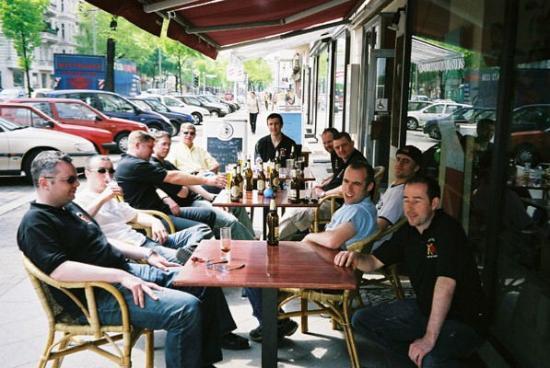 Hotel Cityblick Pension: Hotel Bar