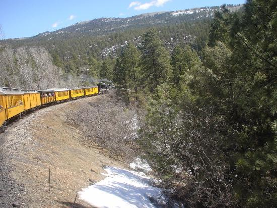 ‪Durango and Silverton Narrow Gauge Railroad and Museum‬ صورة فوتوغرافية