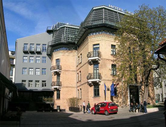 Hotel Bergs Resmi