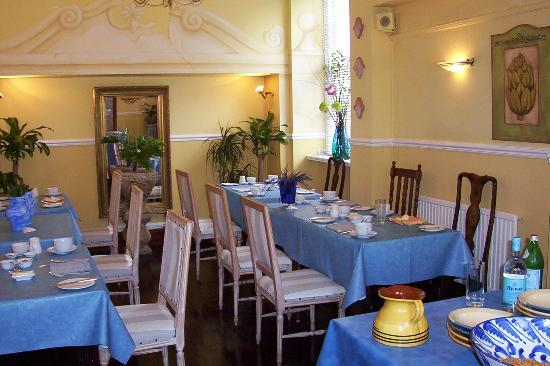 The Summer House: The Dining Room