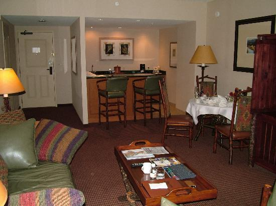 Barona Valley Ranch Resort & Casino: Mission Suite