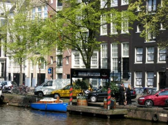 Image gallery hotel pulitzer amsterdam for Pulitzer hotel in amsterdam