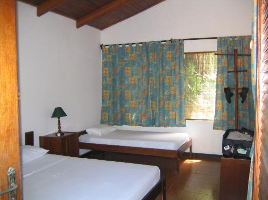 Hotel Las Brisas del Pacifico: Lower Garden Room